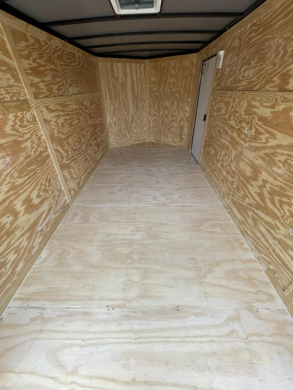 2021 Spartan Cargo Spartan S7X14TA Enclosed Cargo Trailer