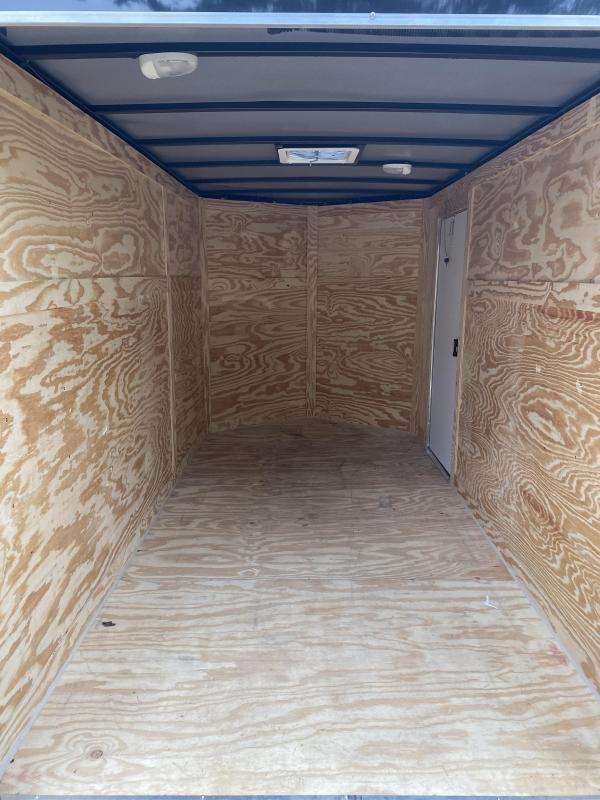 2020 Cynergy Cargo ADVANCED612SA Enclosed Cargo Trailer