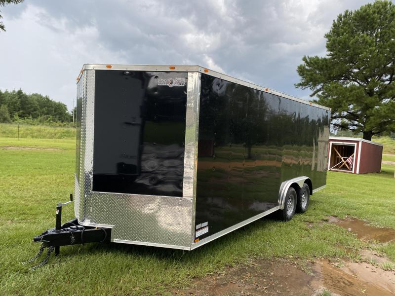 2021 Cynergy Cargo 8.5x20TA Enclosed Cargo Trailer