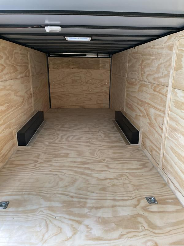 2021 Cynergy Cargo Advanced 8.5X24 Enclosed Cargo Trailer