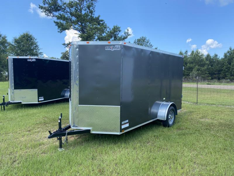 2020 Cynergy Cargo ADVANCEDCCL612SA Enclosed Cargo Trailer