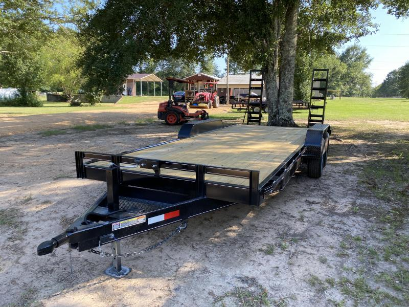 2020 C&W Trailers 7-20-EQ-5.2-2 Equipment Trailer