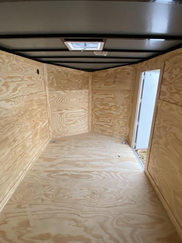 2021 Cynergy Cargo ADVANCED CCL712TA Enclosed Cargo Trailer