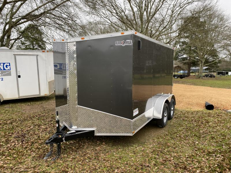 2021 Cynergy Cargo ADVANCED CCL712TA Enclosed Cargo Trailer