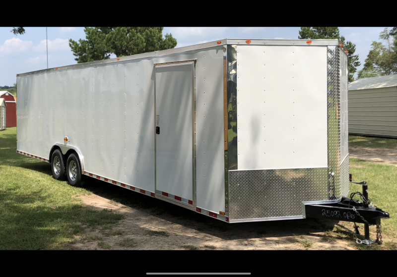 2020 Cynergy Cargo 8.5x28TA3 Enclosed Cargo Trailer