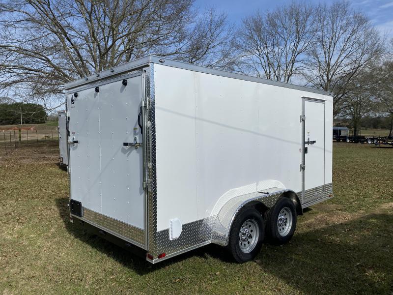 2020 Spartan Cargo Spartan S7X14TA Enclosed Cargo Trailer