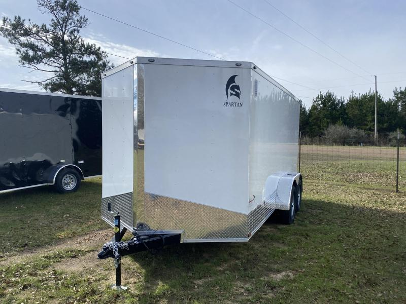 2020 Spartan Cargo Spartan S7X14TA Enclosed Cargo Trailer