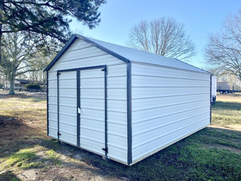 2020 Derksen Best Value 10X16 Metal Building