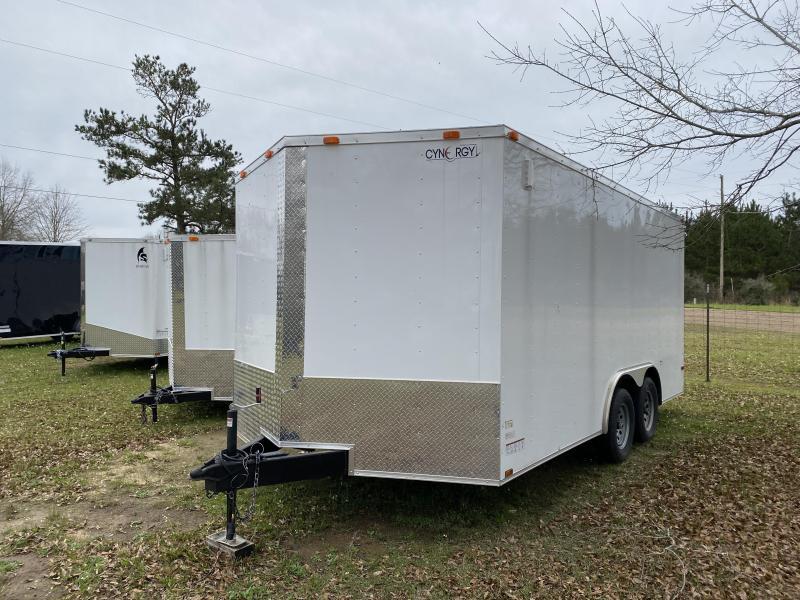2020 Cynergy Cargo 8.5x16TA Basic Enclosed Cargo Trailer