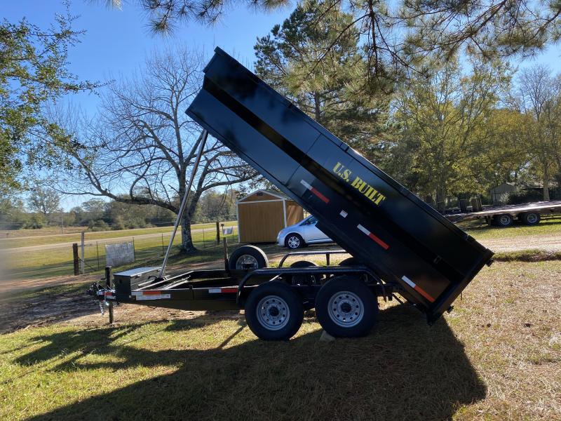 2021 U.S. Built DT71414KBP Dump Trailer