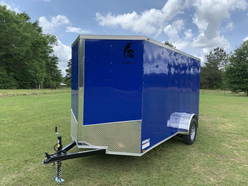 2020 Spartan Cargo Spartan S6X12SA Enclosed Cargo Trailer