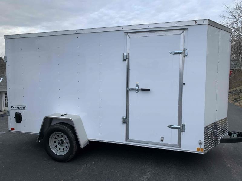2019 Wells Cargo FT610DS2 Enclosed Cargo Trailer