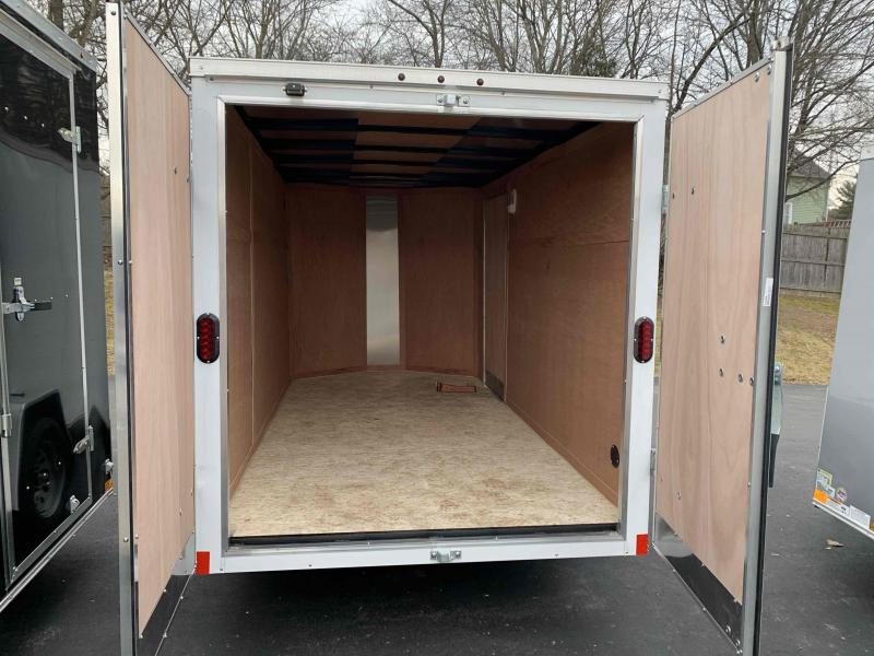 2019 Wells Cargo FT610DS2 Enclosed Cargo Trailer