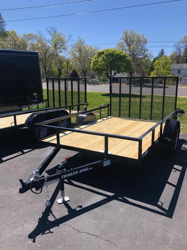 2021 Cross Country Manufacturing 61035 Utility Trailer