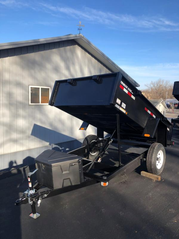 2021 Cross Country Manufacturing CC510 Dump Trailer