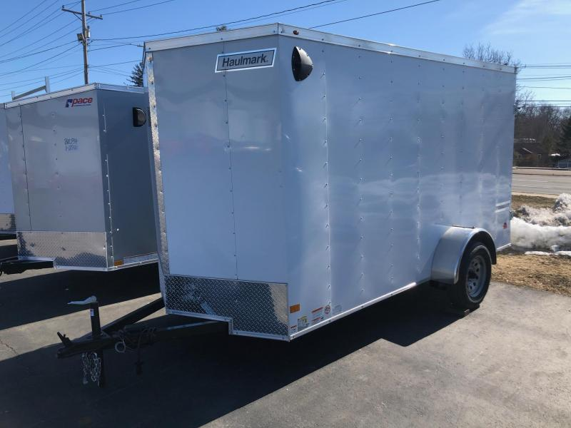 2021 Haulmark PPT6X12 Enclosed Cargo Trailer