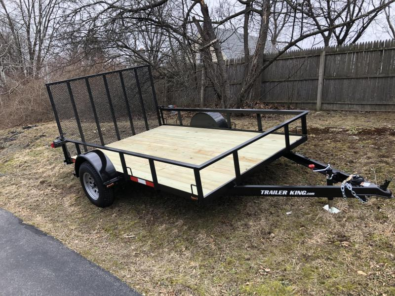 2021 Cross Country Manufacturing cc61035 Utility Trailer