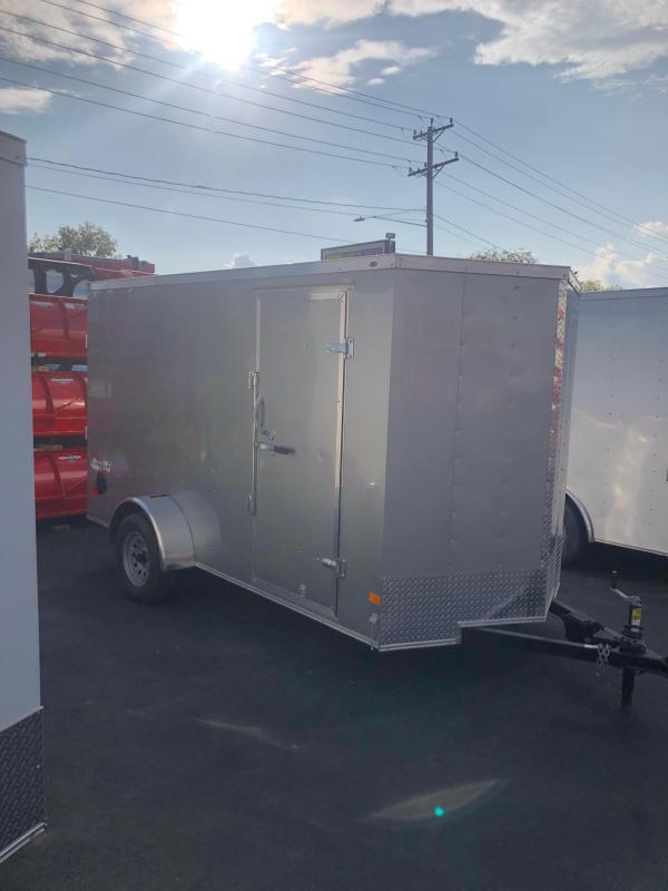 2021 Haulmark 612ramp Enclosed Cargo Trailer