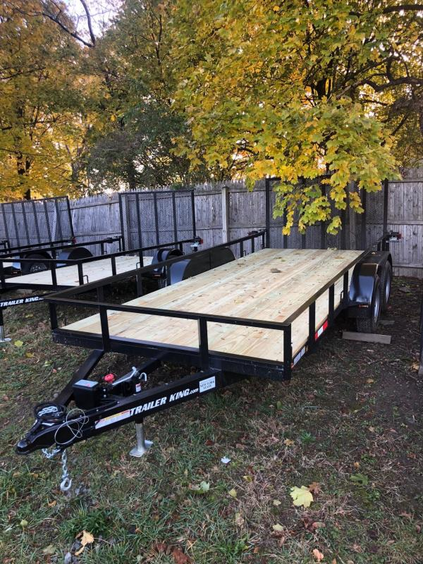 2021 Cross Country Manufacturing 616LAND Utility Trailer