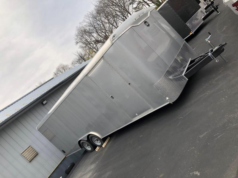 2020 Wells Cargo 8247K Enclosed Cargo Trailer