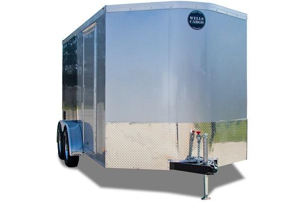 2022 Wells Cargo RFV716T2 Enclosed Cargo Trailer