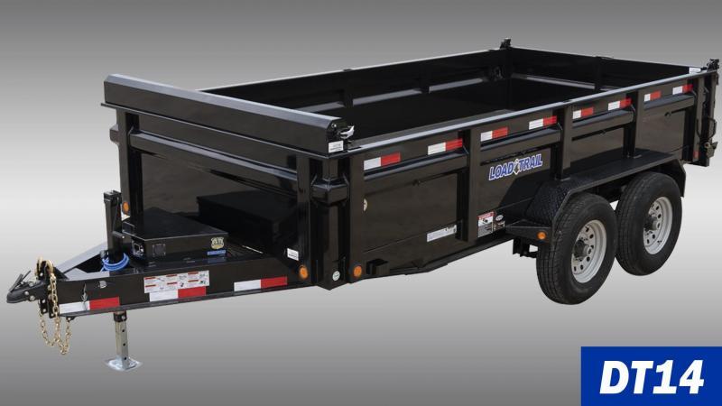 2020 Load Trail DT831407 Dump Trailer