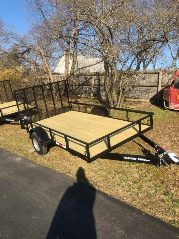 2021 Cross Country Manufacturing cc61235 Utility Trailer
