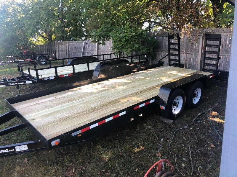 2021 Cross Country Manufacturing 5hd18 Utility Trailer