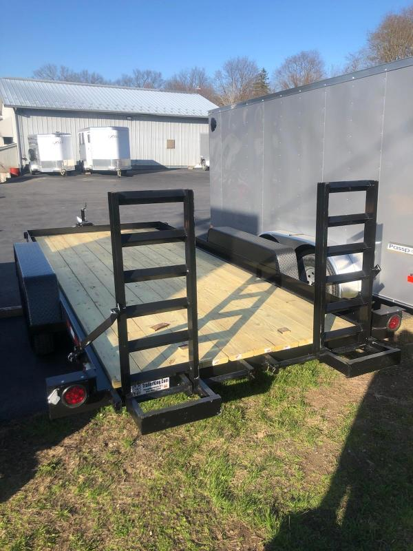2021 Cross Country Manufacturing 4t16 Utility Trailer