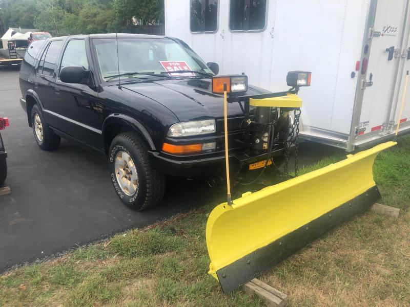 2000 Chevrolet blazer Truck