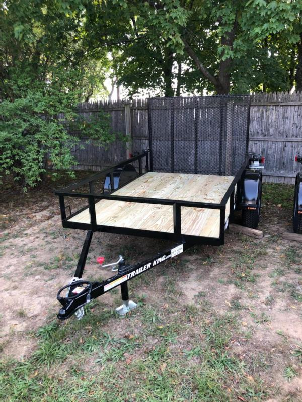 2021 Cross Country Manufacturing cc51035tk Utility Trailer