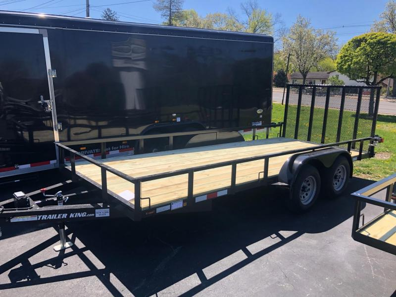 2021 Cross Country Manufacturing 616TL7TK Utility Trailer
