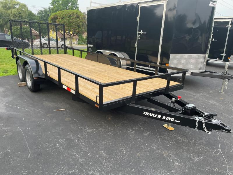 2021 Cross Country Manufacturing 618TL7TK Utility Trailer
