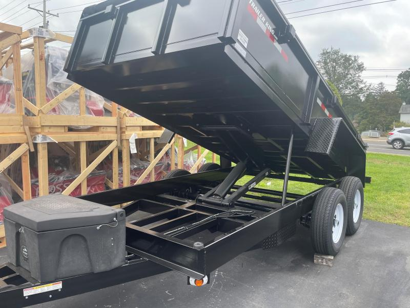 2022 Cross Country Manufacturing 614DT9LP Dump Trailer