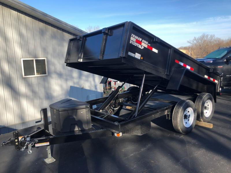 2021 Cross Country Manufacturing cc612dt8lp Dump Trailer