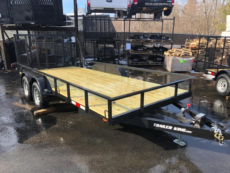 2021 Cross Country Manufacturing cc616tl7tk Utility Trailer