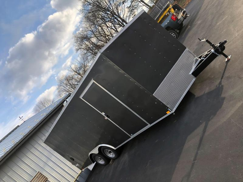 2021 Pace American 820outback Enclosed Cargo Trailer
