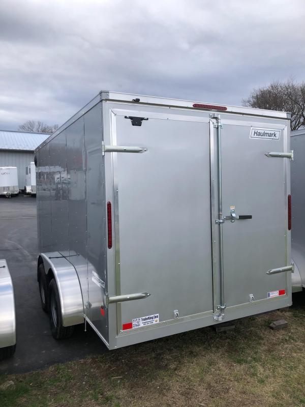 2021 Haulmark 716dbl Enclosed Cargo Trailer