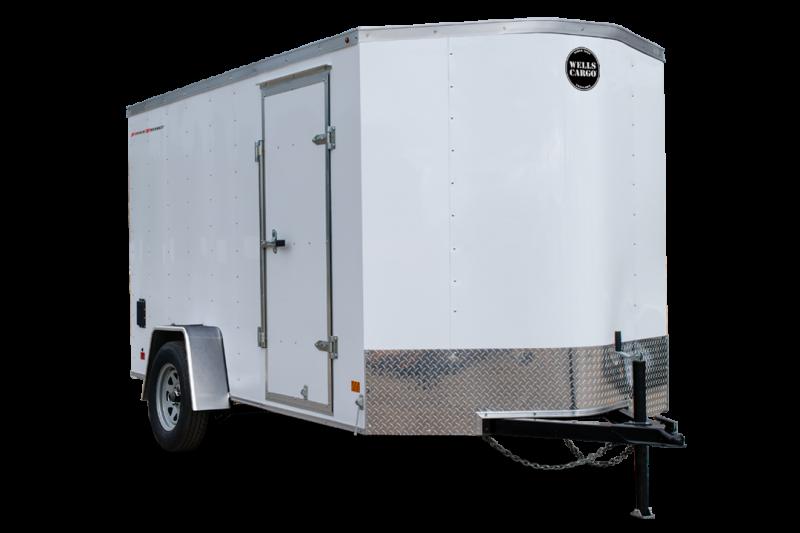 2022 Wells Cargo FT716T2 Enclosed Cargo Trailer