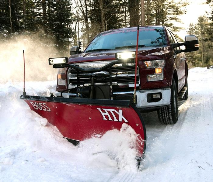 2022 BOSS HTX PLOWS Snow Plow