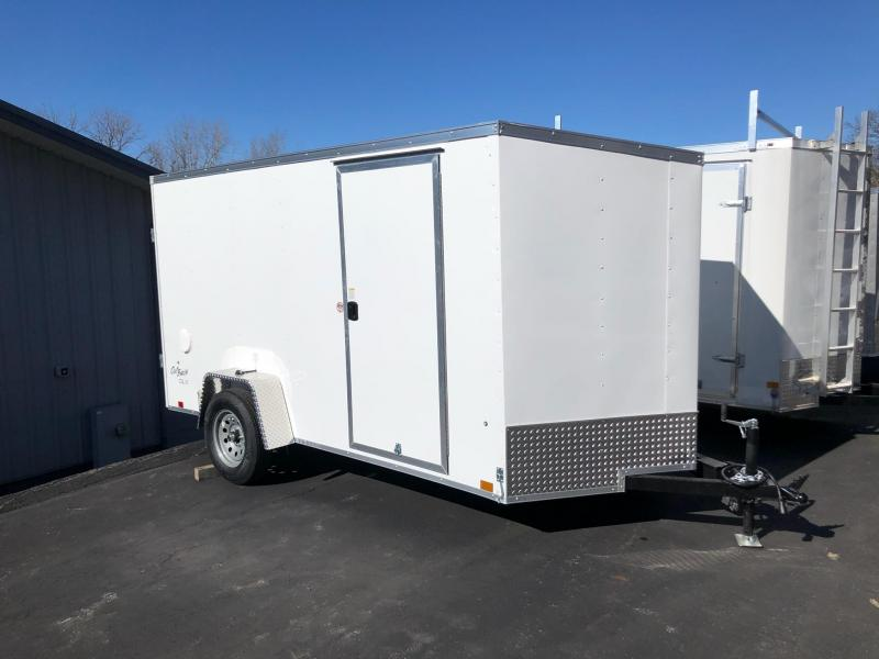 2021 Pace American 6x12 Vending / Concession Trailer