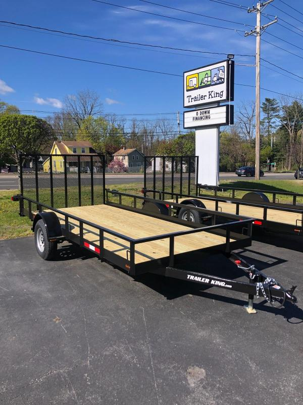 2021 Cross Country Manufacturing 61435TK Utility Trailer