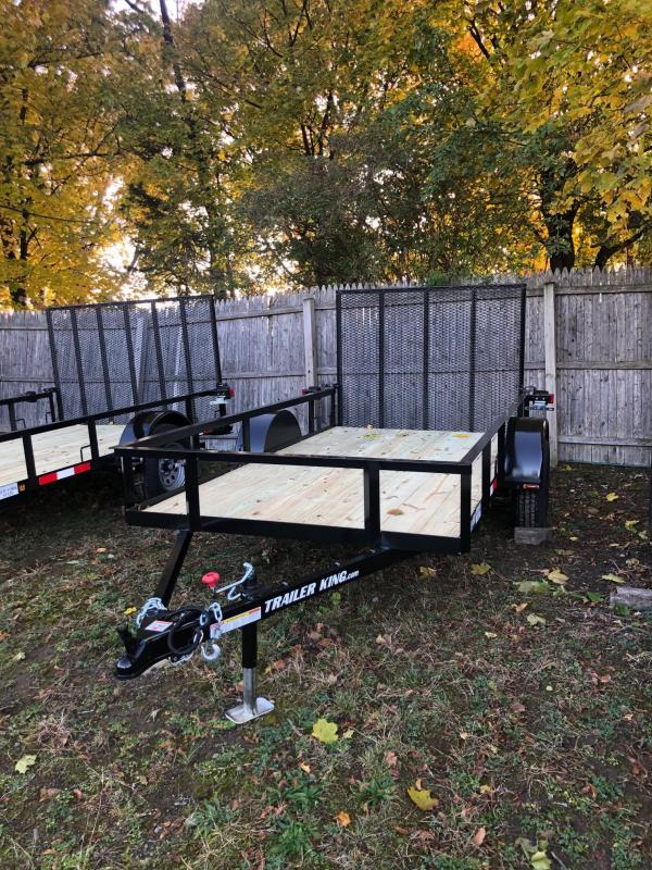 2021 Cross Country Manufacturing 510 Utility Trailer