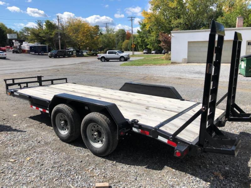 2019 Load Trail 8318 Equipment Trailer