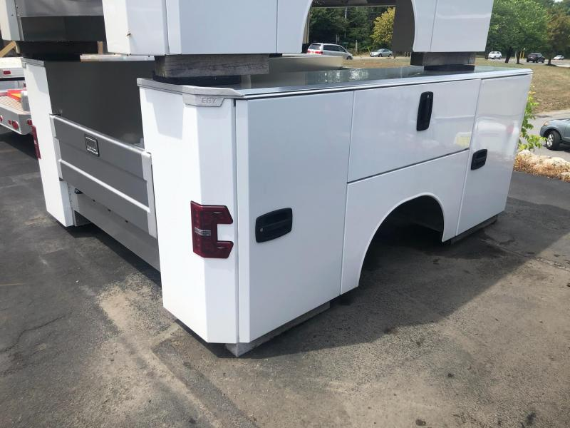 2020 EBY 60cadwcc Truck Bed