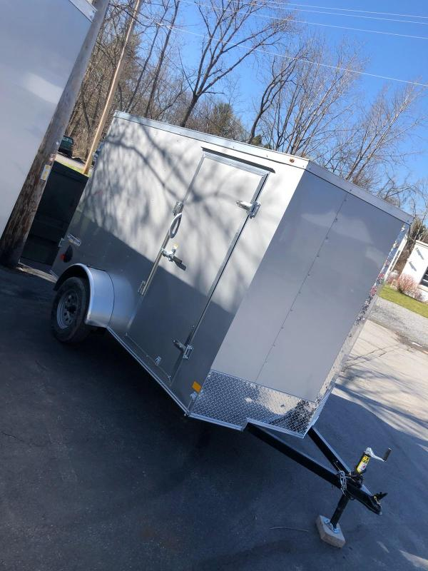 2021 Haulmark pp612s2-d Enclosed Cargo Trailer
