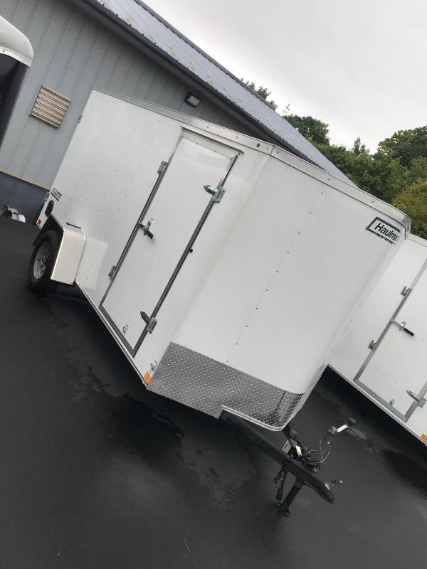 2021 Haulmark 6x12 passport dbl door Enclosed Cargo Trailer