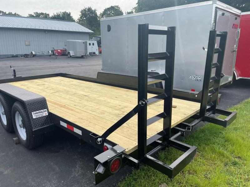 2022 Cross Country Manufacturing 4T16 Utility Trailer