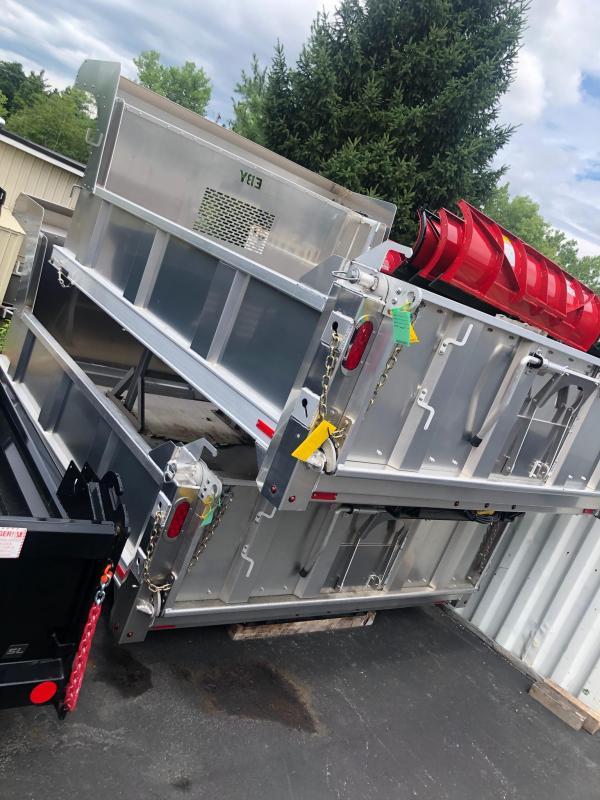 2019 EBY 9FTALUM Truck Bed