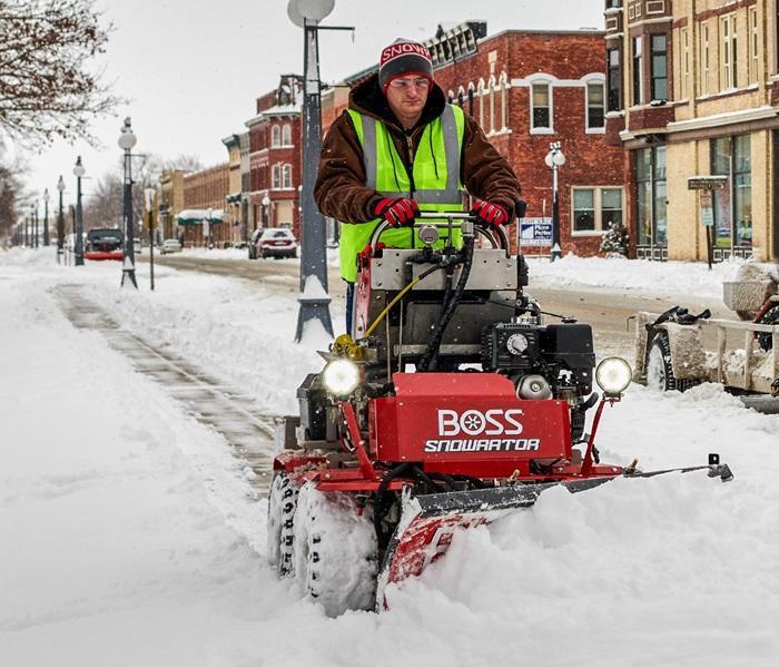 2020 BOSS SNOWRATOR Other Trailer